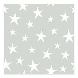 WallPops!® NuWallpaper™ Stardust Peel & Stick Wallpaper in Grey