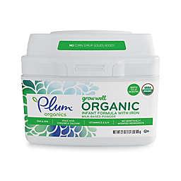Plum Organics™ Grow Well 21 oz. Organic Infant Formula