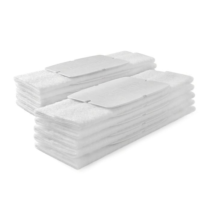 Alternate image 1 for iRobot® Braava jet™ 10-Count Dry Sweeping Pads