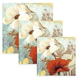 Pied Piper Creative Alluring Flowers Canvas Wall Art