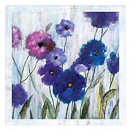 Pied Piper Creative Garden Fresh Flowers 16-Inch x 16-Inch Canvas Wall Art