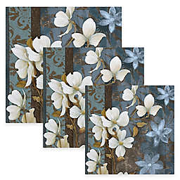 Pied Piper Creative Peaceful Flowers Canvas Wall Art