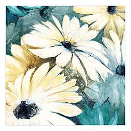 Pied Piper Creative Daisy Bouquet 24-Inch x 24-Inch Canvas Wall Art