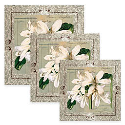 Pied Piper Creative Lovely Blooms Canvas Wall Art