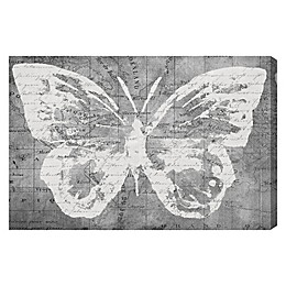 Oliver Gal Artist Co. Traveling Wings Canvas Wall Art