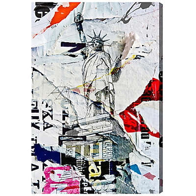 Oliver Gal Artist Co. Liberty Canvas Wall Art