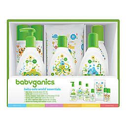 Babyganics® Baby-Safe World™ Essentials Gift Set