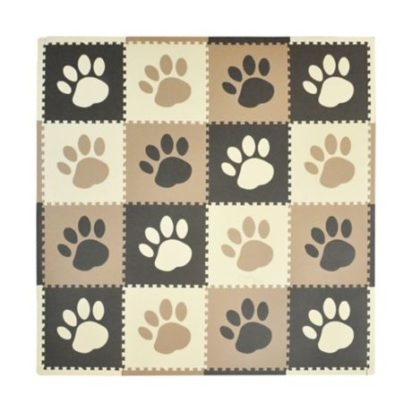 Buy Tadpoles By Sleeping Partners Paw Print Play Mat In