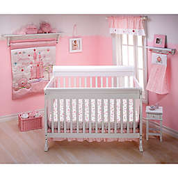 Disney® Princess Happily Ever After 3-Piece Crib Bedding Set