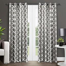 Modo Grommet Top Window Curtain Panel Pair
