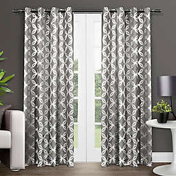 Modo 2-Pack Grommet Top Window Curtain