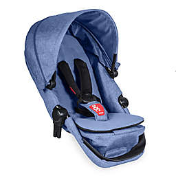 phil&teds® Voyager™ Stroller Double Kit (Second Seat) in Blue Marl