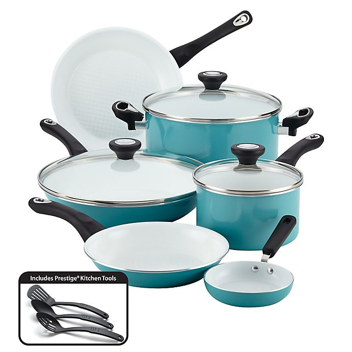 Alternate image 1 for Farberware® PURECOOK™ Ceramic Nonstick Collection
