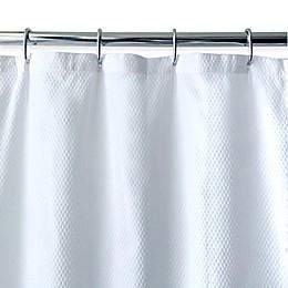 Ella Microfiber Shower Curtain Liner