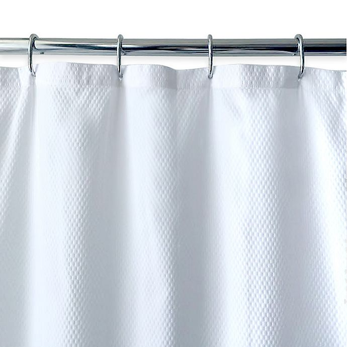Bed Bath And Beyond Shower Curtain Liner ella microfiber shower curtain liner | bed bath & beyond