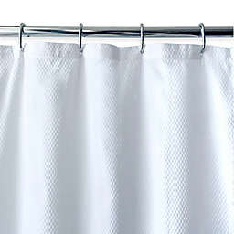 Ella Microfiber Shower Curtain Liner
