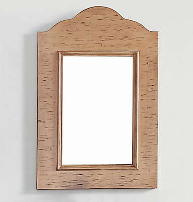 James Martin Furniture Copper Cove 23-Inch Mirror in Driftwood Patina