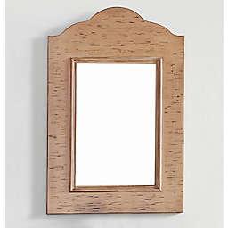 James Martin Furniture Copper Cove 23-Inch Mirror in Driftwood Patina