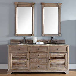 Savannah 72-Inch Driftwood Double Vanity Collection