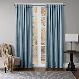 Princeton Rod Pocket/Back Tab Window Curtain Panel