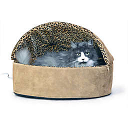 Thermo-Kitty Hooded Pet Bed