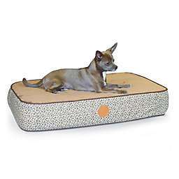 Small Superior Orthopedic Pet Bed in Mocha