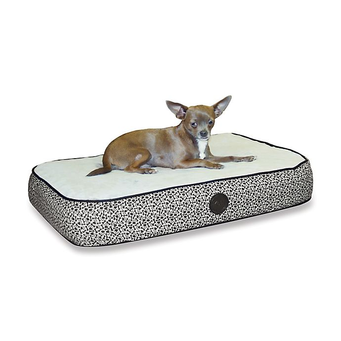 Alternate image 1 for Small Superior Orthopedic Pet Bed in Grey