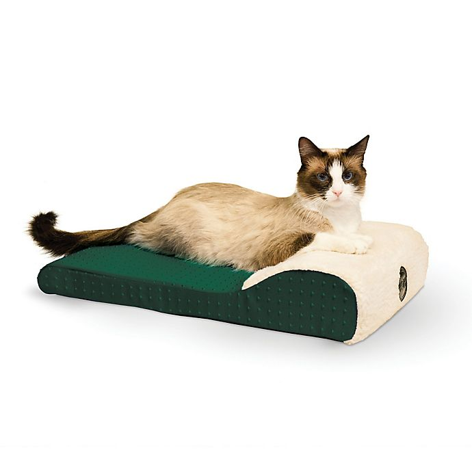 Alternate image 1 for Ultra Memory Chaise Loungers™ for Pets