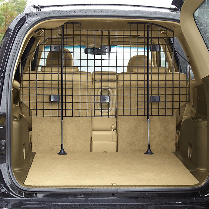 Guardian Gear Grid Vehicle Barrier For