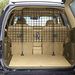 Guardian Gear® Grid Vehicle Barrier for Dogs in Black