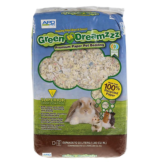Alternate image 1 for Green Dreamzzz 2 lb. Pet Bedding