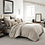 Part of the ED Ellen DeGeneres Mosaic Tile Duvet Cover in Beige