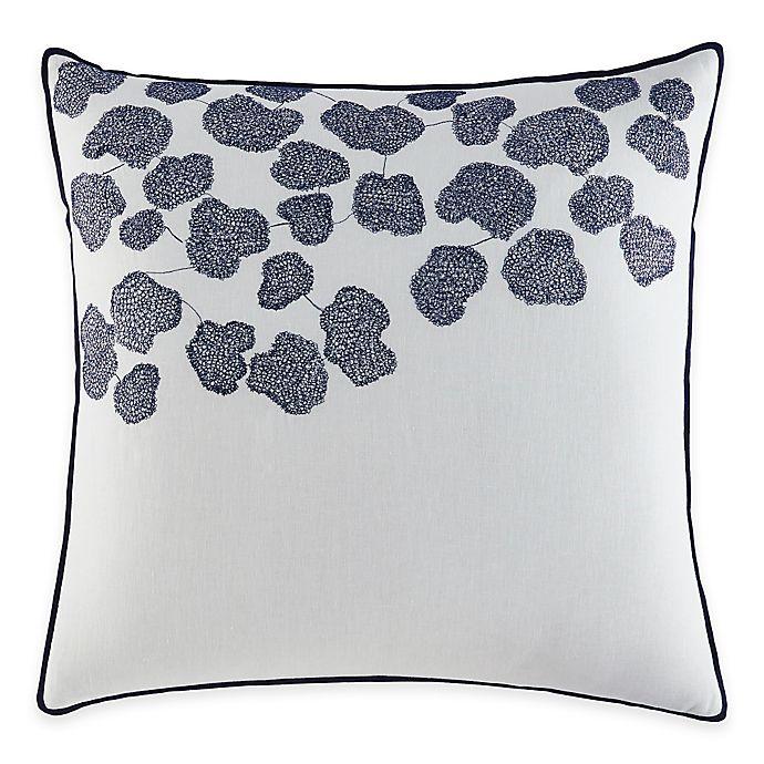 Alternate image 1 for ED Ellen DeGeneres Bleu European Pillow Sham in Navy