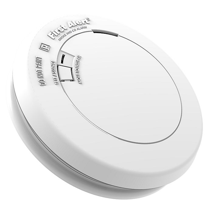 Alternate image 1 for First Alert® 10-Year 2-in-1 Smoke and Carbon Monoxide Alarm