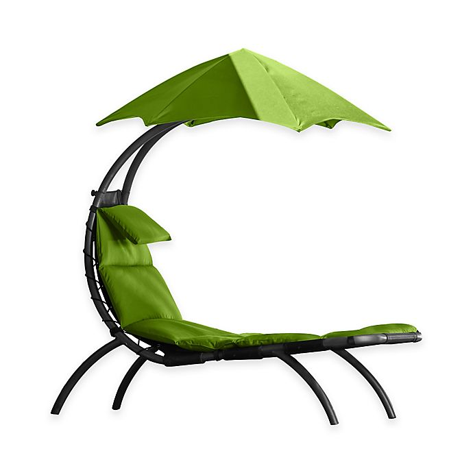 Alternate image 1 for Vivere Original Dream Patio Lounger in Green Apple