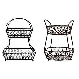 Gourmet Basics by Mikasa® Lattice Basket Collection