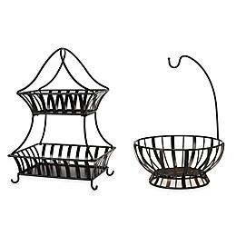 Gourmet Basics by Mikasa® Stripe Basket Collection
