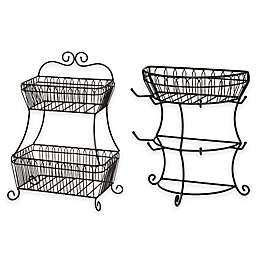Gourmet Basics by Mikasa® French Countryside Food Baskets
