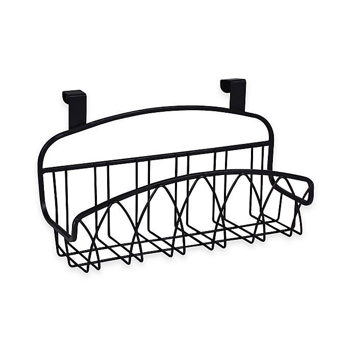 Alternate image 1 for Spectrum™ Twist Steel Over The Cabinet Basket