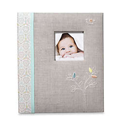 C.R. Gibson® Linen Tree Loose Leaf Memory Book
