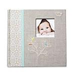 C.R. Gibson® Linen Tree Slim Bound Photo Journal Album