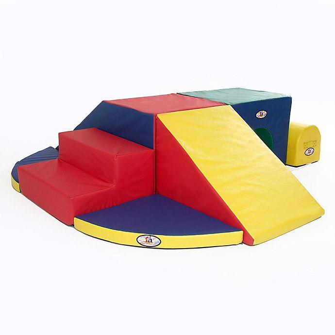 Alternate image 1 for Foamcraft Foamnasium™ 7-Piece Adventure Playground