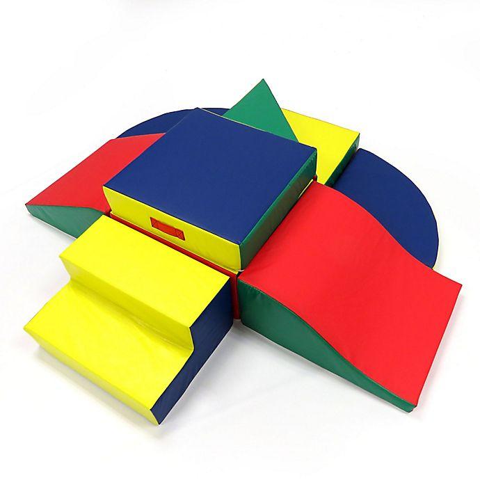 Alternate image 1 for Foamcraft Foamnasium™ 9-Piece Playground