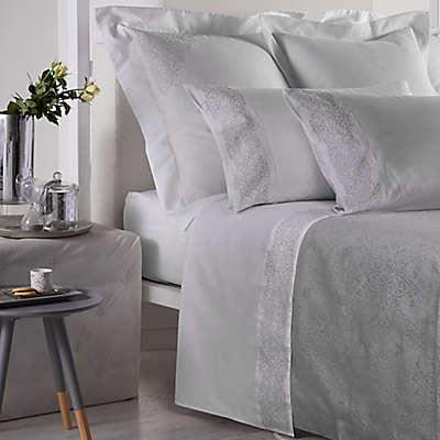 Frette At Home Noto Ricamo Sheet Set
