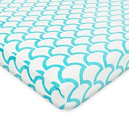 TL Care® Heavenly Soft Chenille Playard Fitted Sheet