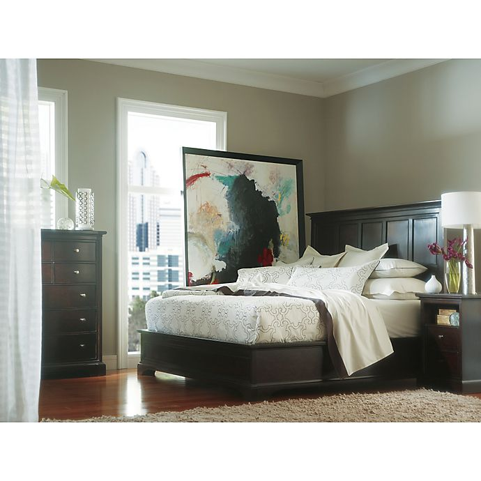 Transitional Bedroom Furniture: Stanley Furniture Transitional Bedroom Furniture