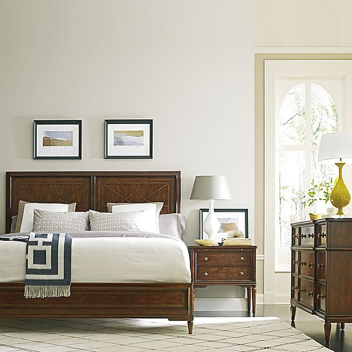 Stanley Furniture Vintage Bedroom Furniture Collection | Bed ...