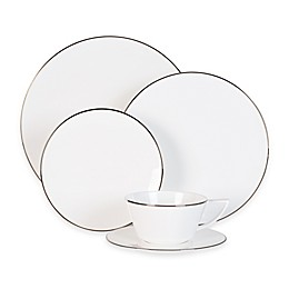 Olivia & Oliver™ Madison Platinum Dinnerware Collection