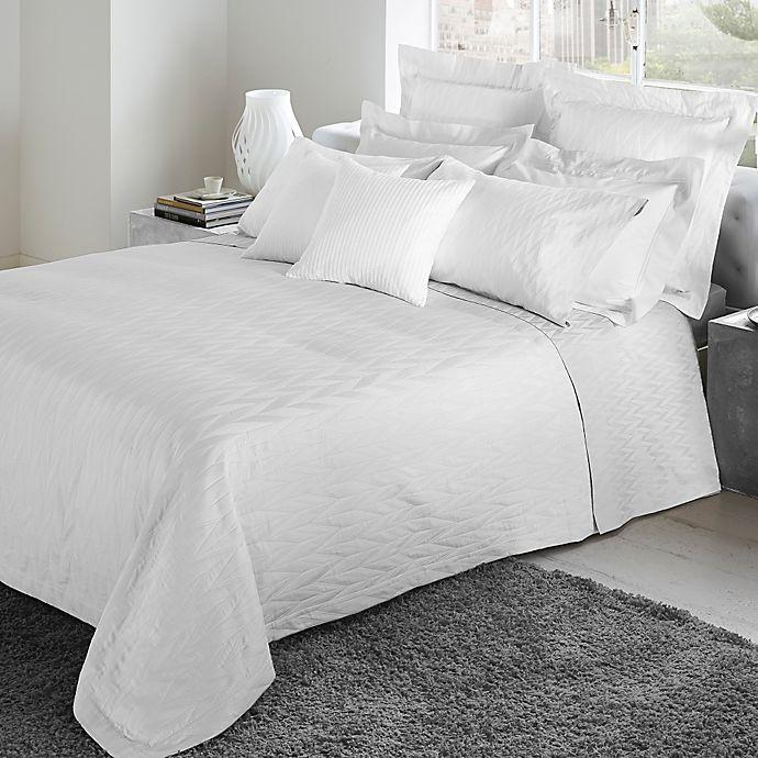 Alternate image 1 for Frette At Home Porto Venere Fashion European Pillow Sham