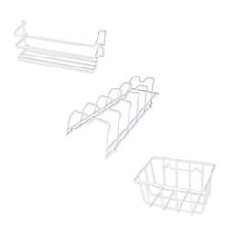 Kitchen Cabinet Racks and Storage Organizers